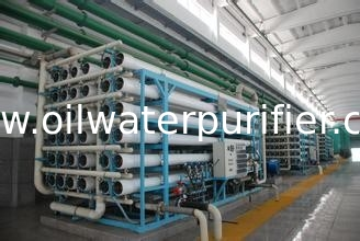 5-25m3 / h Automatic Reverse Osmosis Water Treatment Plant